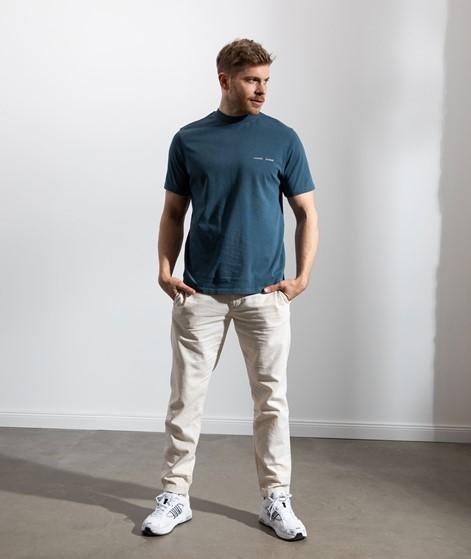 SAMSOE SAMSOE Norsbro T-Shirt blau