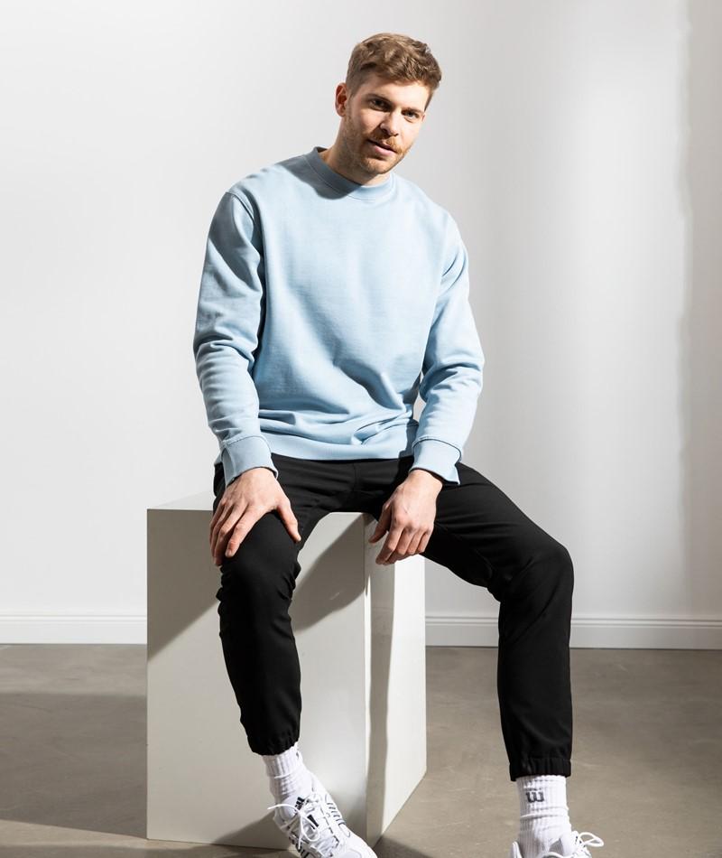 SAMSOE SAMSOE Toscan Sweater blau