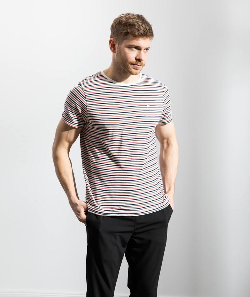 WEMOTO Cope T-Shirt gestreift