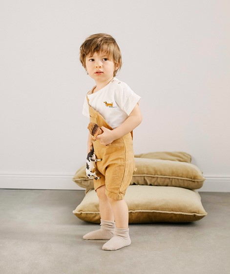 KAUF DICH GLÜCKLICH KIDS T-Shirt weiß