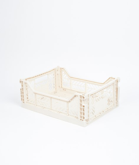 HAY Colour Crate/ M Korb weiß