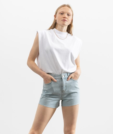 WHY7 Dina HW Shorts denim