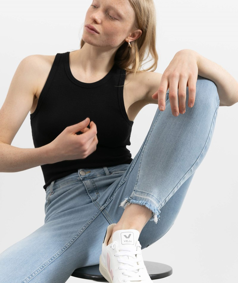 GLOBAL FUNK Thirteen Jeans blue denim