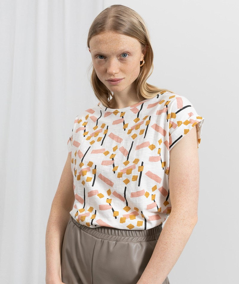 WEMOTO Holly T-Shirt print