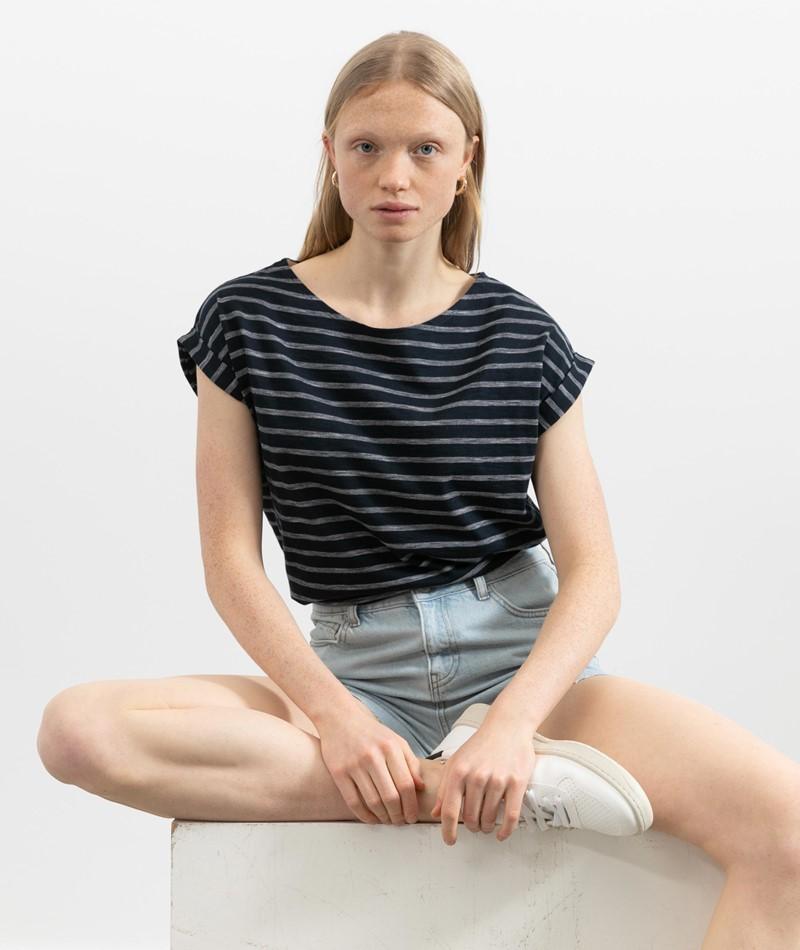WEMOTO Bell T-Shirt gestreift