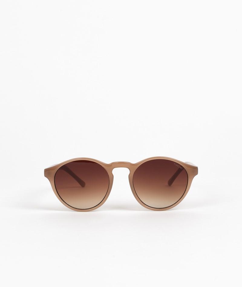 KOMONO Devon Sonnenbrille nude