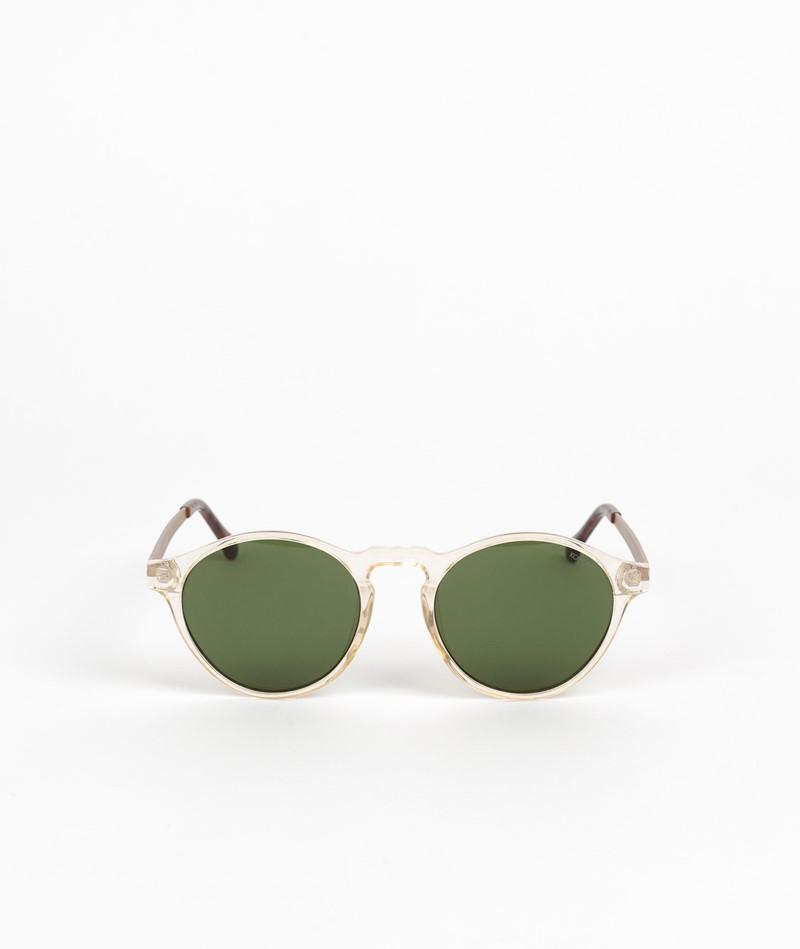 KOMONO Devon Metal Sonnenbrille klar
