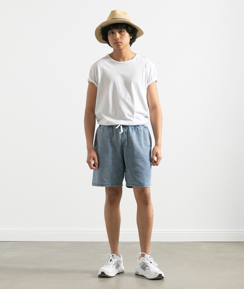 NOWADAYS Easy Denim Shorts
