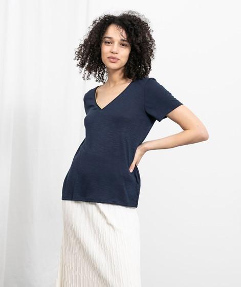 VILA VINoel V-Neck T-Shirt dunkelblau