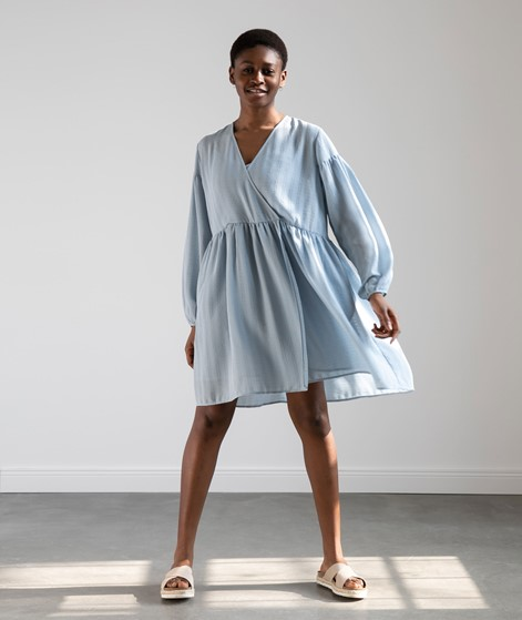 SAMSOE SAMSOE Jolie Kleid blau