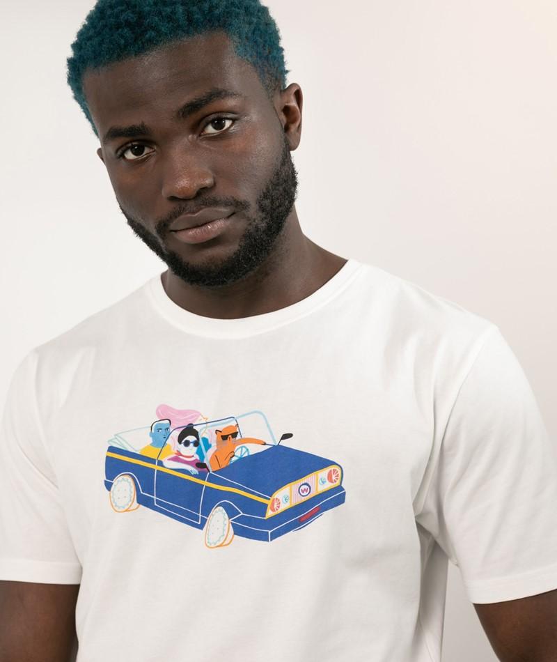 OLOW Covoit T-Shirt print