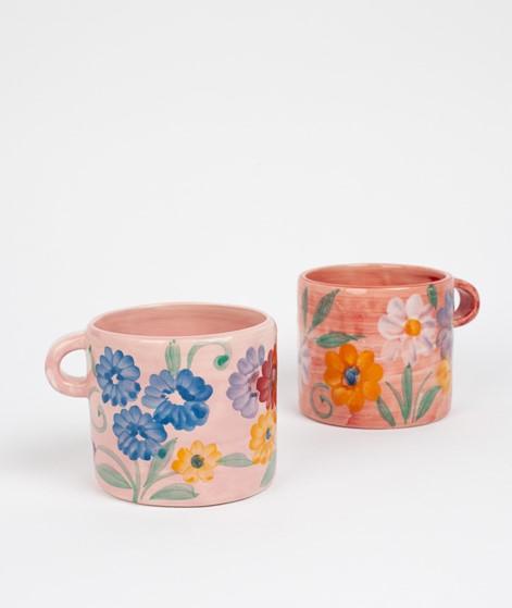 ANNA + NINA Flowers Blush Becher