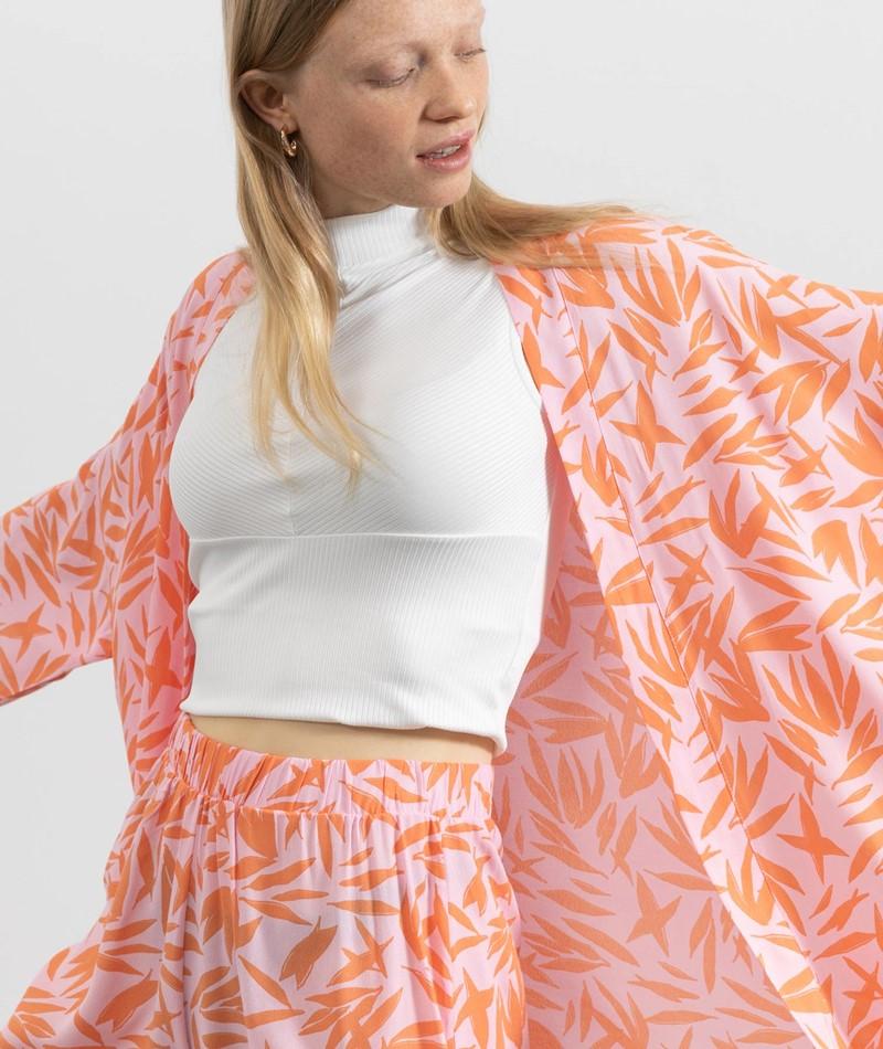 KDG x Charlotte Weise Kimono aus LENZING™ ECOVERO™