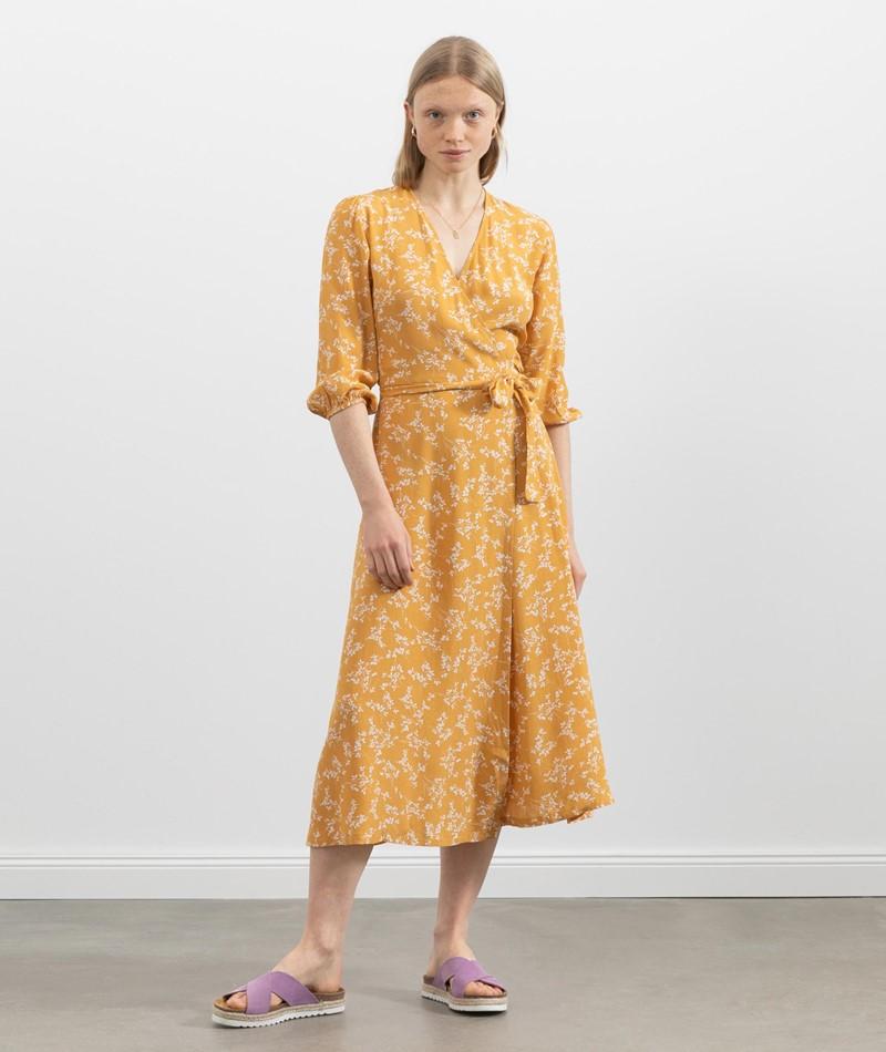 KDG x Charlotte Weise Kleid aus LENZING™ ECOVERO™