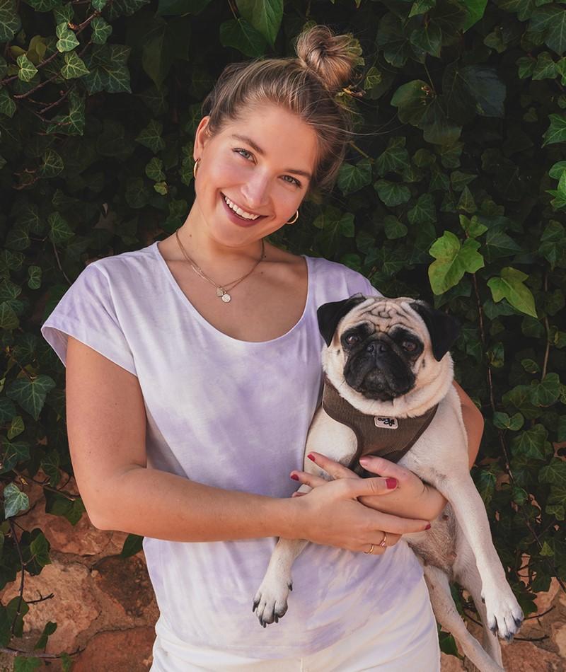 KDG x Charlotte Weise T-Shirt aus Bio-Baumwolle