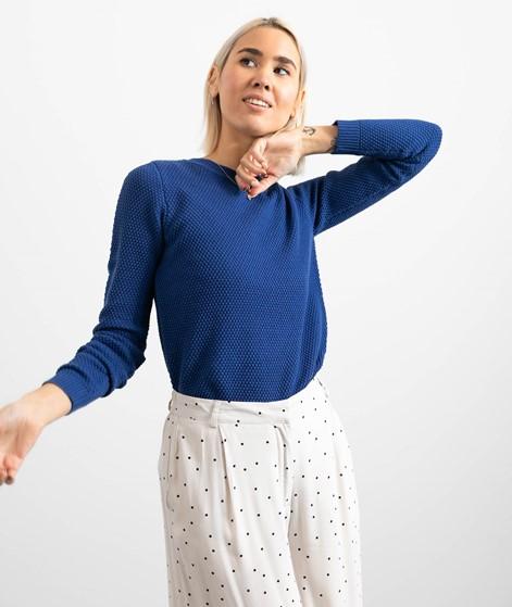 VILA VIChassa Pullover blau