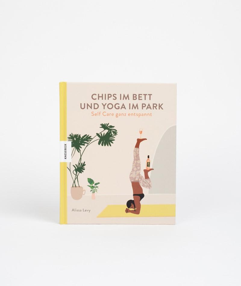 KNESEBECK Chips im Bett und Yoga im Park