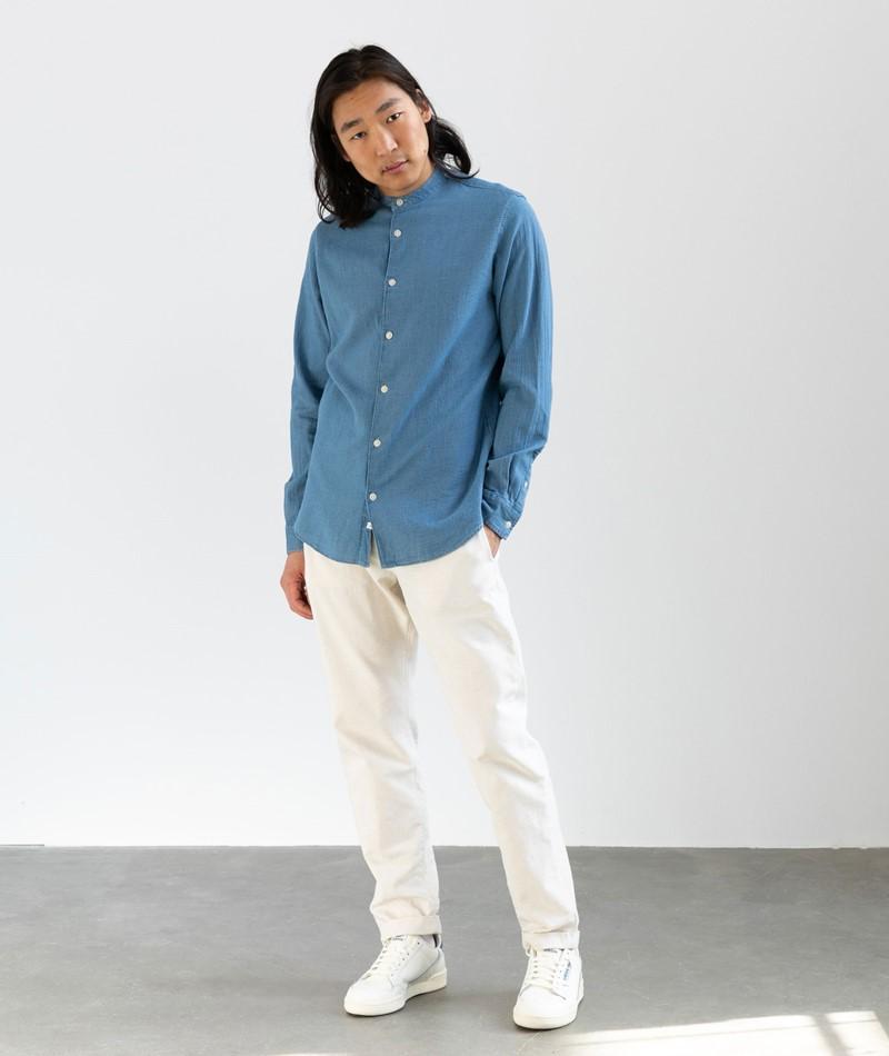 SELECTED HOMME SLHSlimcallum Hemd blau