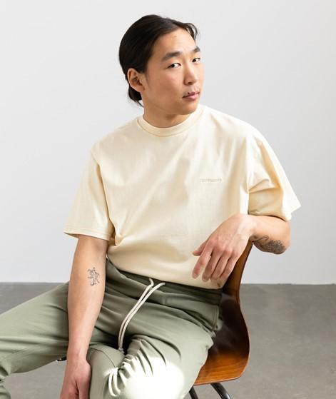 CARHARTT WIP Mosby Script T-Shirt dusty