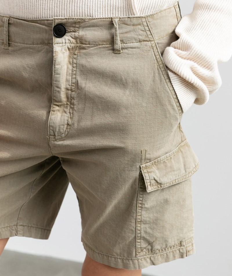 MINIMUM Longa 2.0 Shorts grün