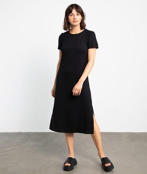 VILA VIAthalina Midi Kleid schwarz