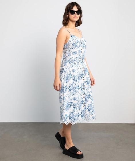 VILA VICamelina Midi Kleid print