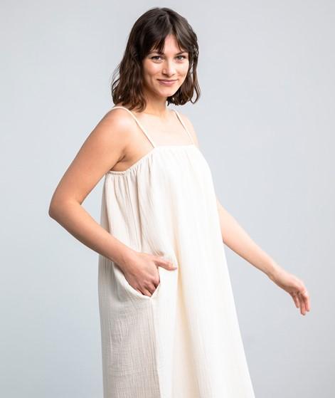 JAN N JUNE Leonie Kleid weiß