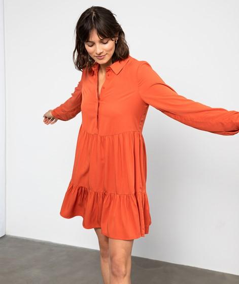 VILA VIMorose Kleid rot