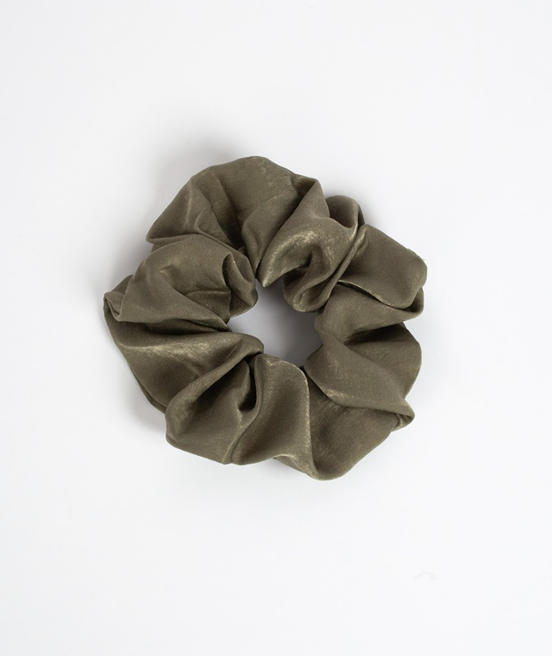 EBBA Extra Big Satin Scrunchie mint