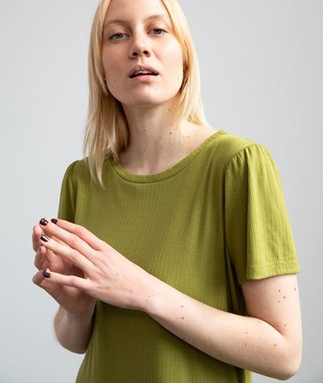 VILA VIAthalina Midi Kleid khaki