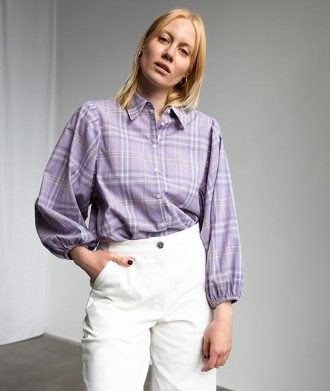 MOVES Shille Bluse flieder