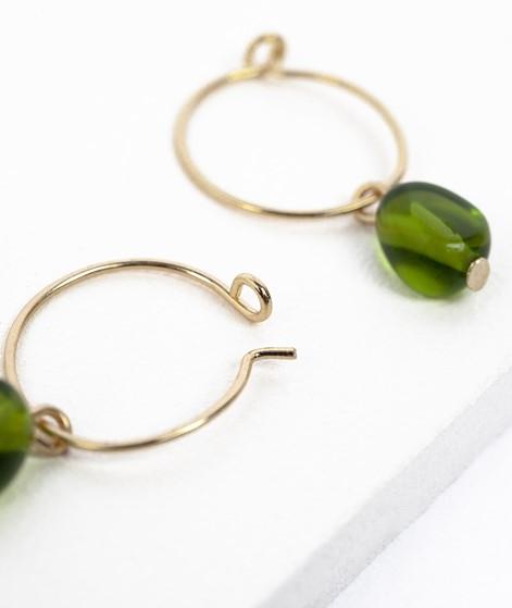 EBBA Ohrringe green