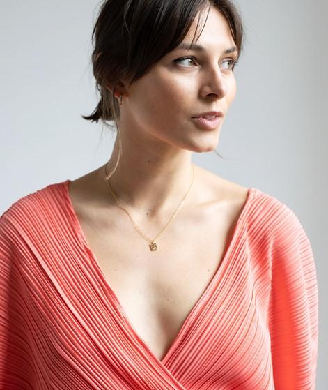 YAS YASOlinda Midi Kleid rosa