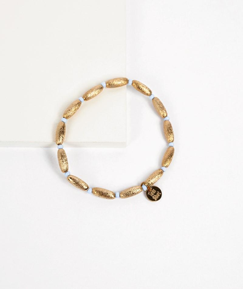 TOMSHOT Smoothie Armband gold