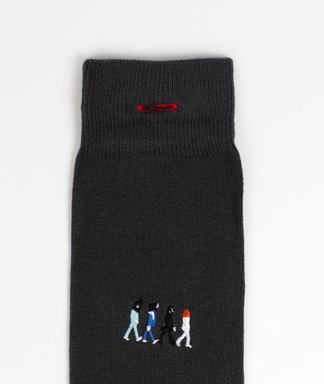 A-DAM Onno Socken dunkelgrau