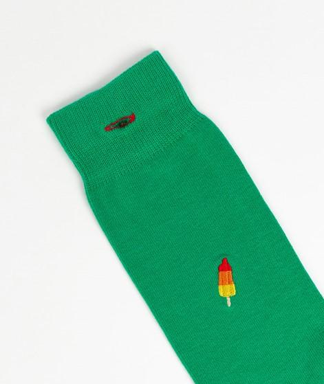 A-DAM Adam Socken grün