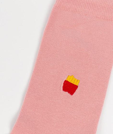 A-DAM Siegfried Socken rosa