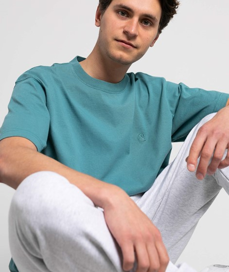 CARHARTT Sedona T-Shirt türkis