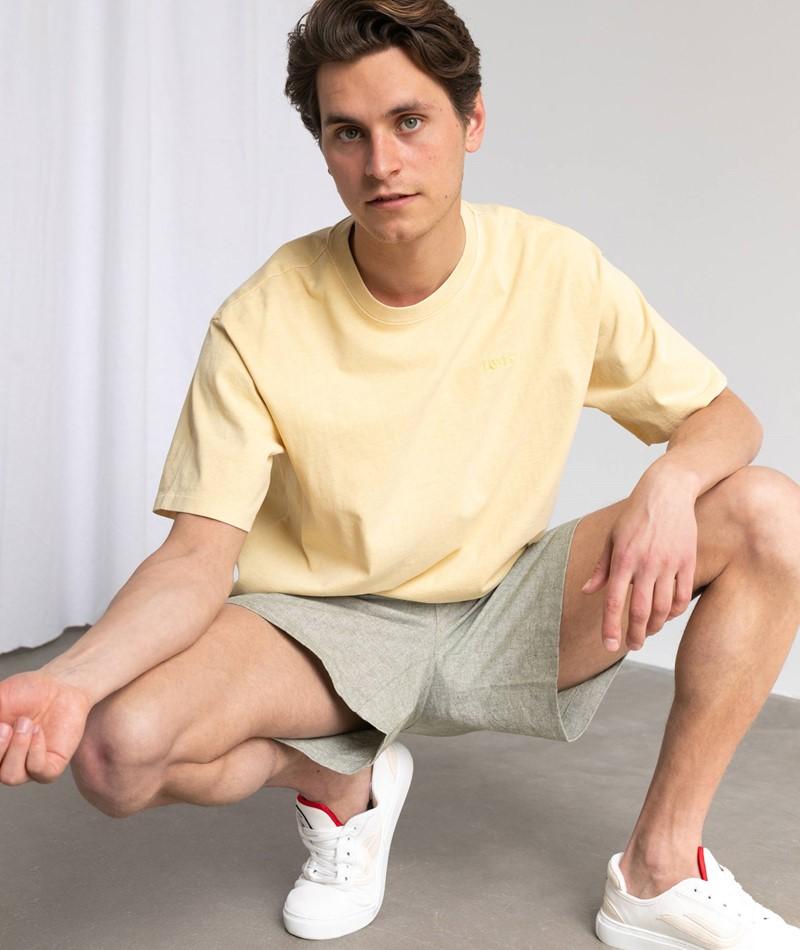 LEVIS Vintage T-Shirt gelb