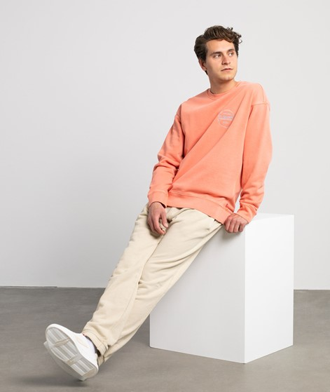 LEVIS Relaxed T2 Graphic Sweater orange
