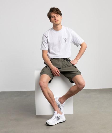 CARHARTT Misfortune T-Shirt grau