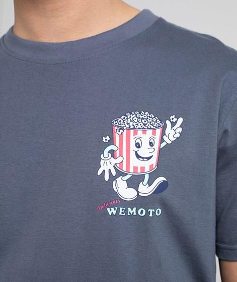 WEMOTO Poppy T-Shirt blau