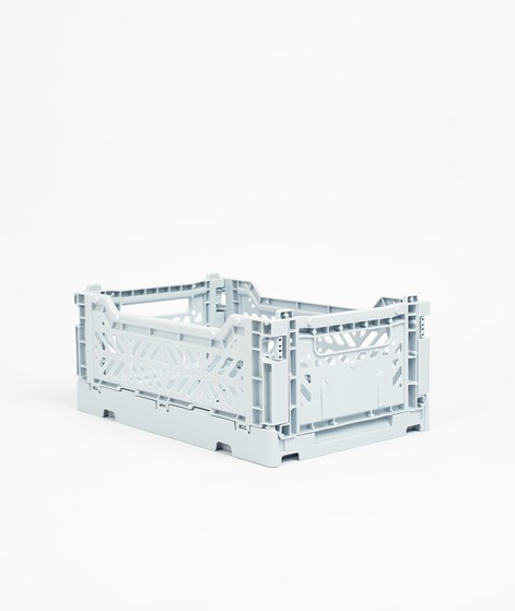 HAY Colour Crate/ S Korb hellblau