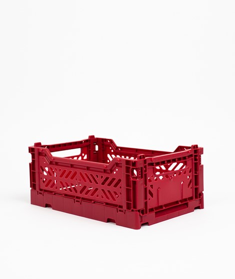 HAY Colour Crate/ S Korb rot