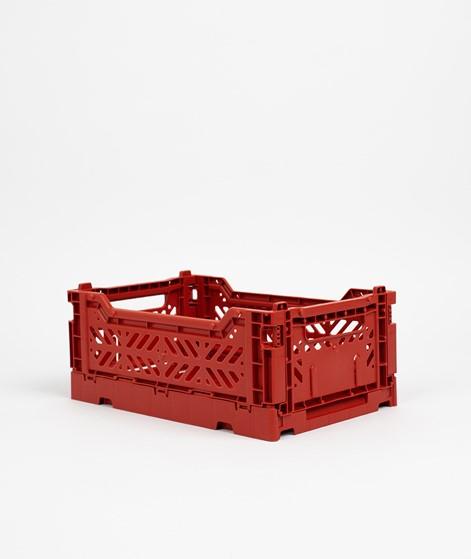 HAY Colour Crate/ S Korb braun