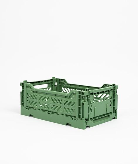 HAY Colour Crate/ S Korb grün