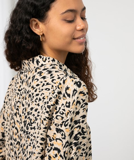 ANOTHER LABEL Lierre Bluse print