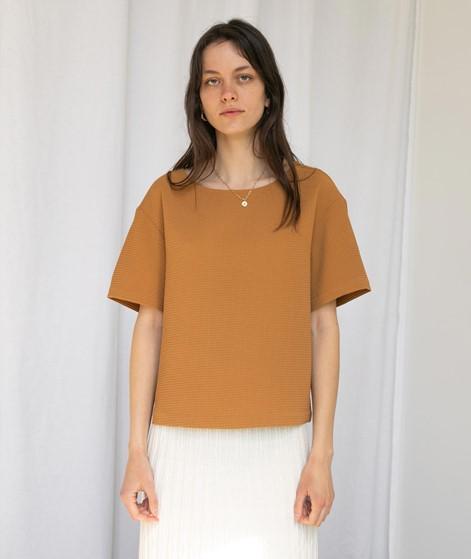 ANOTHER LABEL Fraise T-Shirt braun