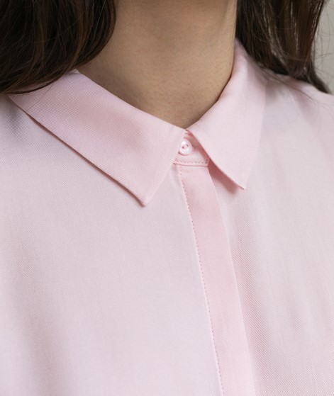 ANOTHER LABEL Bache Bluse rosa