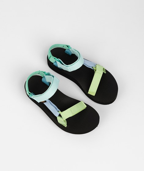 TEVA Midform Universal Sandalen grün